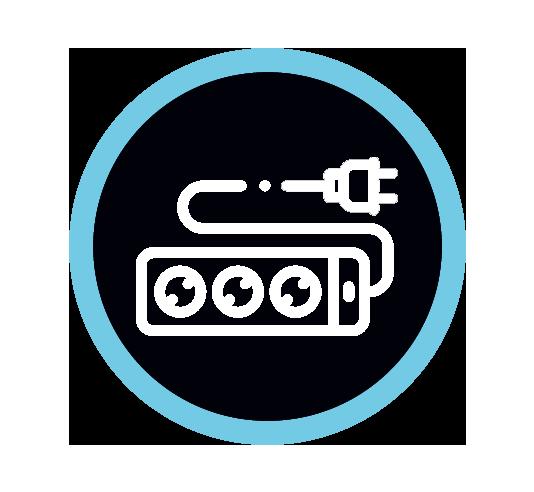 Interrupteurs-Prises-Boitiers