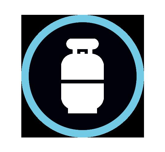 Gaz bouteilles & accessoires