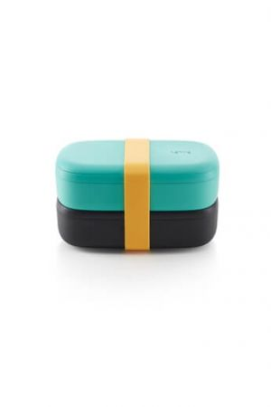 BOITE LUNCH BOX 1LITRE TURQUOISE
