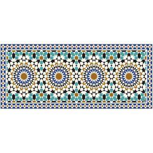TAPIS DE CUISINE ALHAMBRA 66X150 CM