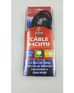 CABLE HDMI FULL HD 1080p