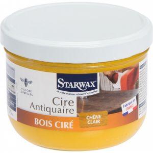 CIRE ANTIQUAIRE CHENE CLAIR STARWAX 375 ML