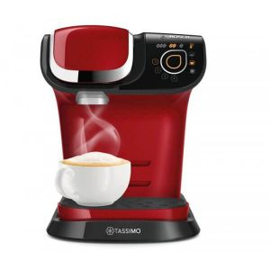 EXPRESSO TASSIMO MY WAY 3.3 BARS 1.3 L 1300 W ROUGE